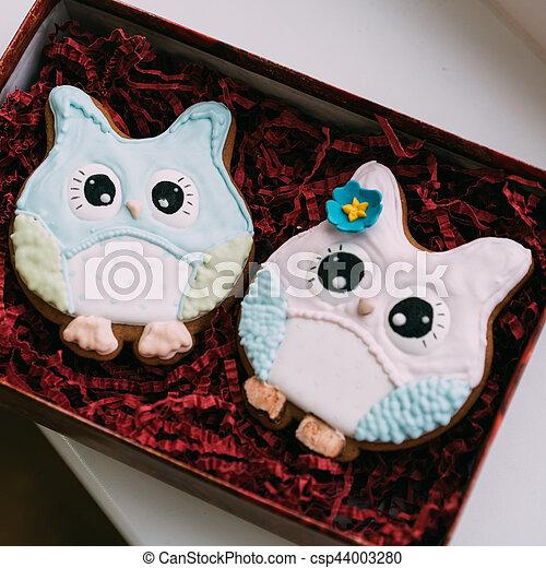 Valentine's Day Cookies - csp44003280