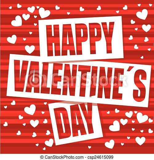 valentines day - csp24615099