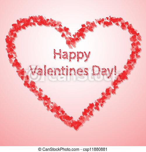 Valentines day - csp11880881