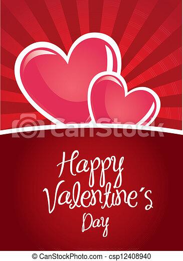 Valentines day - csp12408940