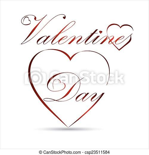 Valentines Day - csp23511584