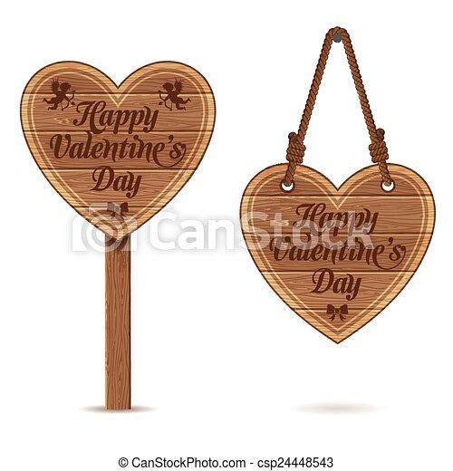 Valentines Day - csp24448543