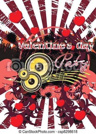 Valentine's day - csp8298618