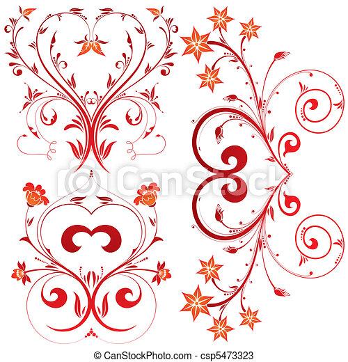 Valentines Day - csp5473323