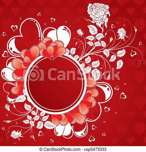 Valentines Day - csp5473333