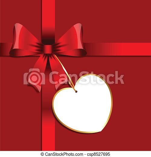 Valentines Day gift - csp8527695