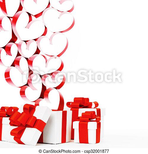 Valentines day gifts - csp32001877