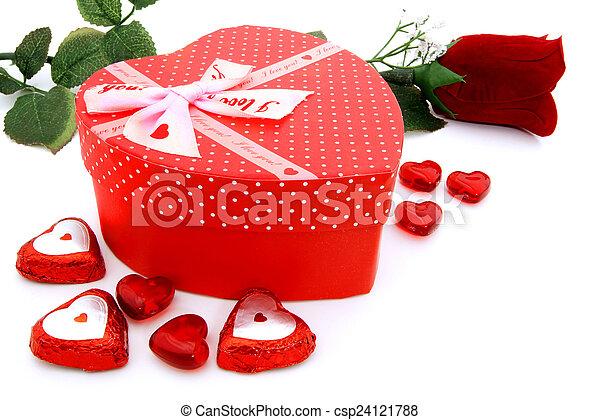 Valentines Day gifts - csp24121788