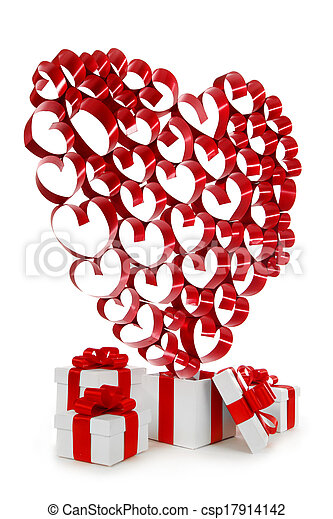 Valentines day gifts - csp17914142