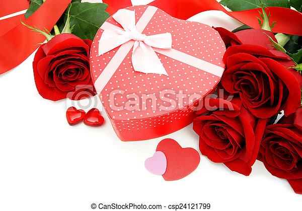 Valentines Day gifts - csp24121799