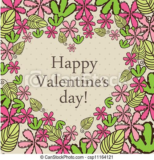 valentines day - csp11164121