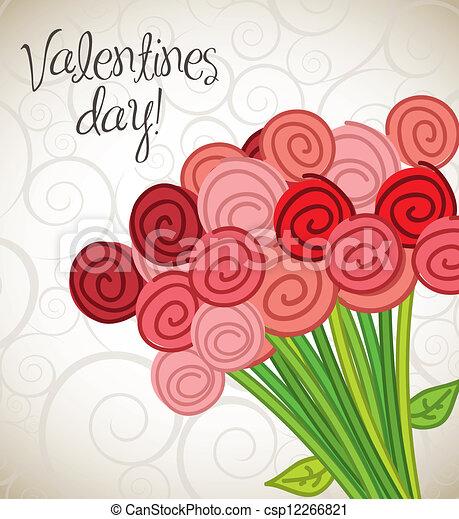 valentines day - csp12266821