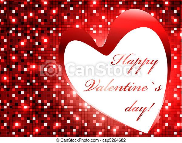 Valentine`s day - csp5264682