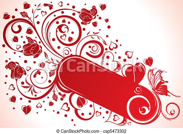 Valentines Day - csp5473302