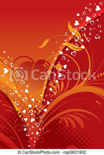 Valentines Day - csp5631902