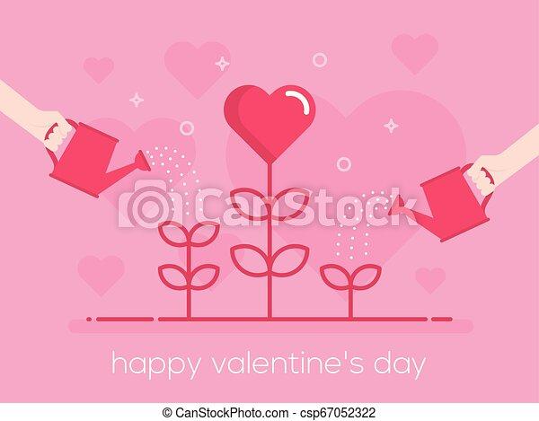 Valentines Day. - csp67052322