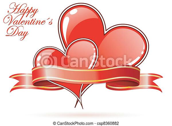 Valentines Day - csp8360882