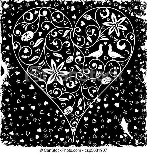 Valentines Day - csp5631907