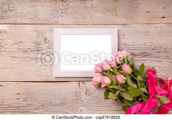 Valentines day or Mothers day greeting card - csp67918829