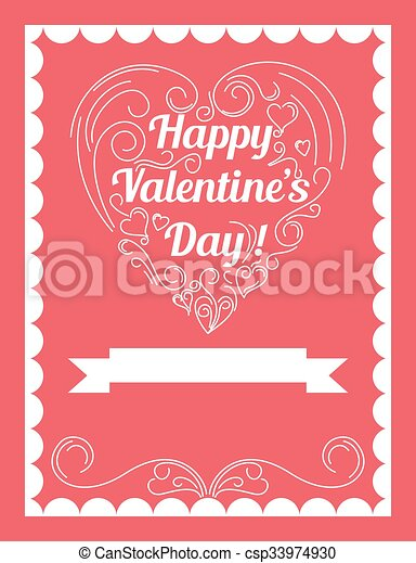 Valentine S Day Party Invitation Design