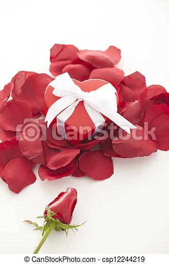 Valentines Day - csp12244219