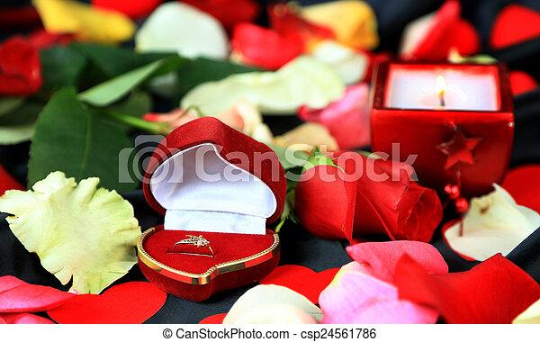 Valentine's Day  - csp24561786