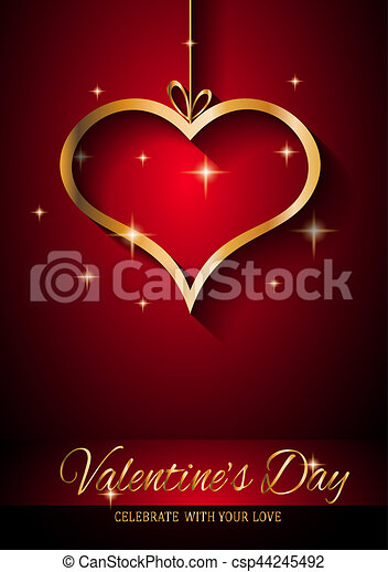 Valentine S Day Restaurant Menu Template Background For Romantic