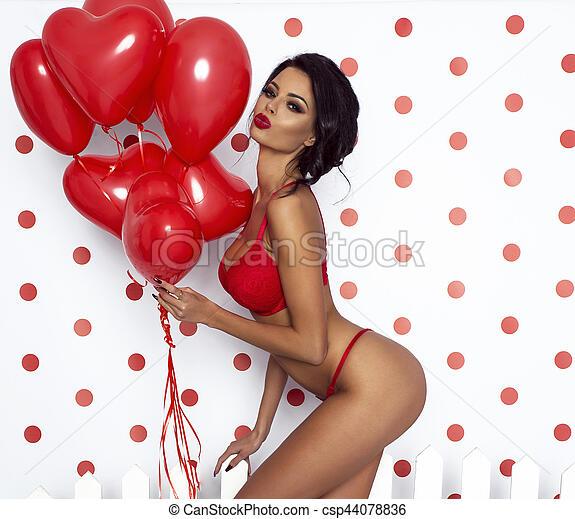 Valentine day sexy