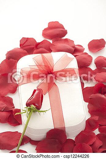 Valentines Day - csp12244226