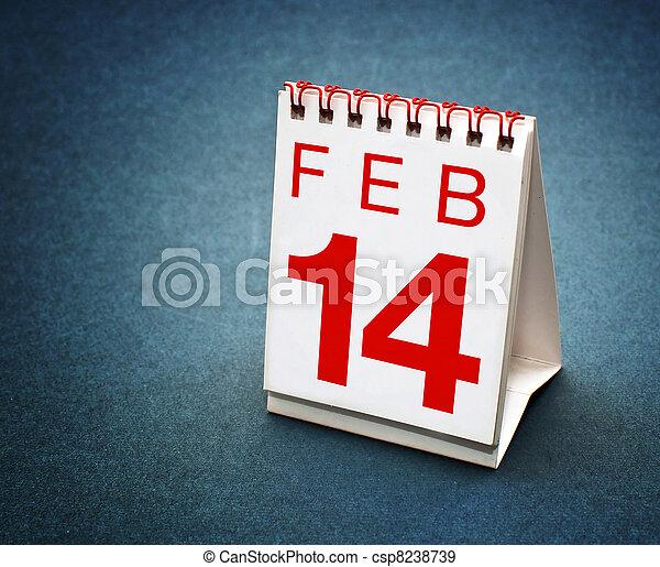 Small Table Calendar 6