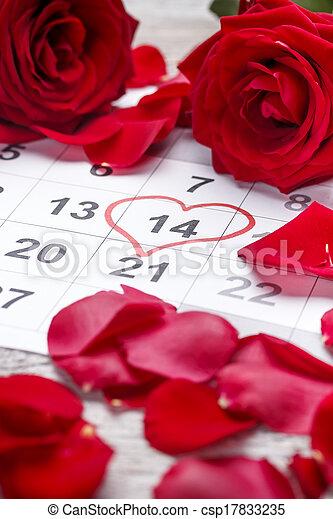 Valentines Day - csp17833235