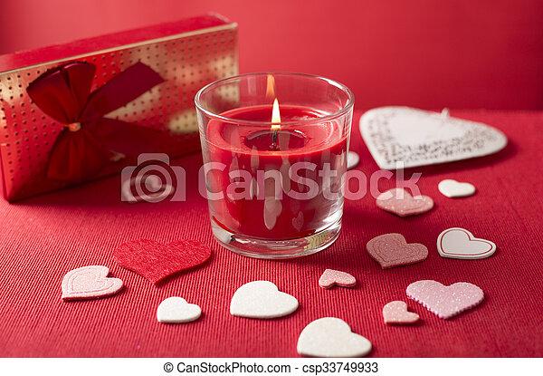 Valentines day  - csp33749933