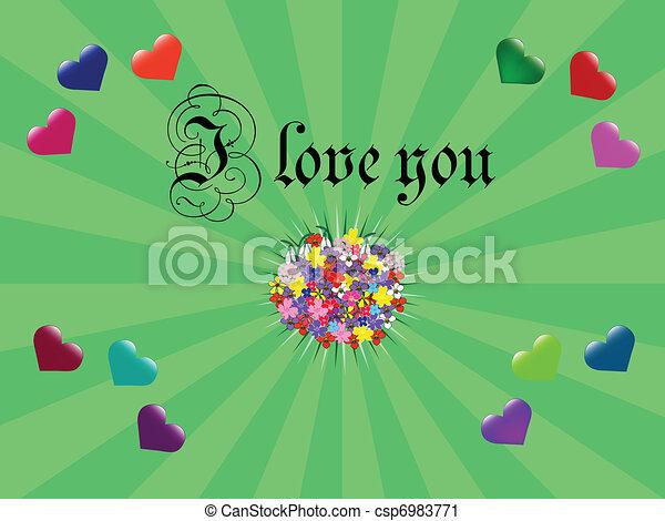 Valentines day - csp6983771