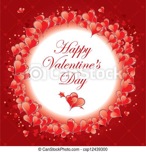 Valentines Day - csp12439300