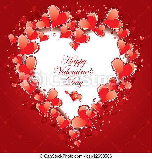 Valentines Day - csp12658506