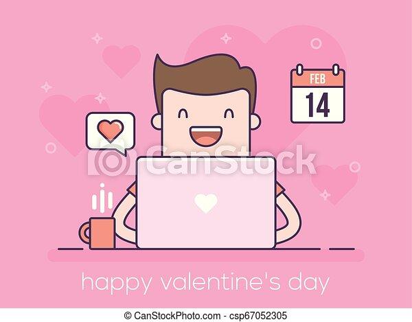 Valentines Day. - csp67052305