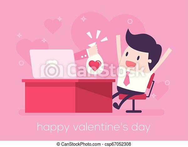 Valentines Day. - csp67052308