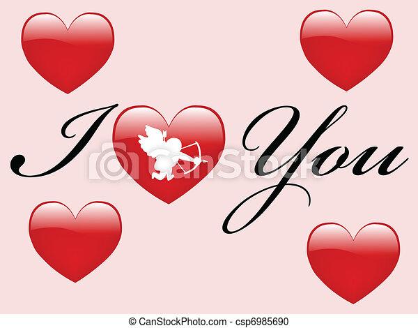 Valentines day - csp6985690