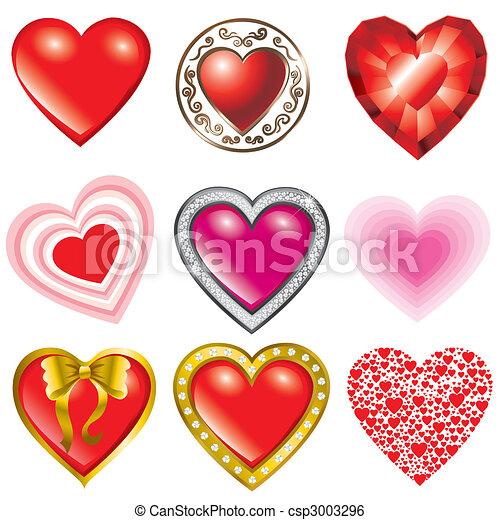 valentine\'s, dzień, święty - csp3003296