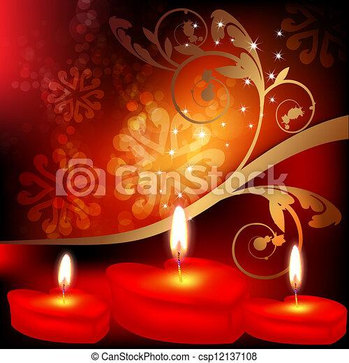 valentine`s dzień, tło - csp12137108
