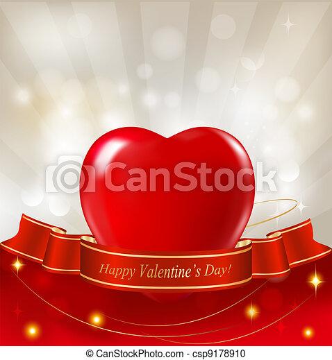 valentine`s dzień, tło - csp9178910
