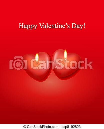 valentine`s dzień, tło - csp8192823