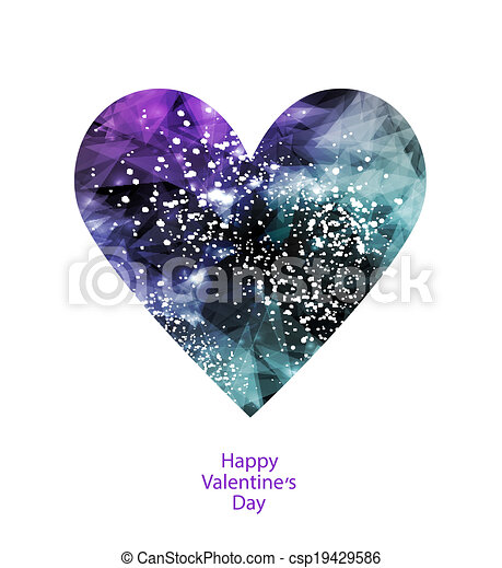 Feliz día de San Valentín - csp19429586