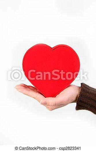 valentine\'s, jour - csp2823341