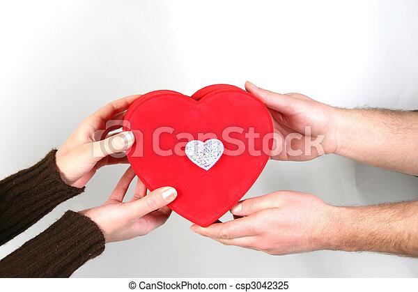 valentine\'s, jour - csp3042325