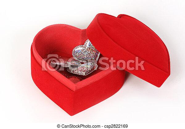 valentine\'s, jour - csp2822169