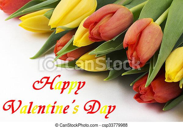 valentines nap, boldog - csp33779988