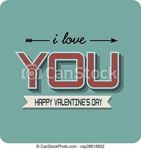valentines nap, boldog - csp39618802
