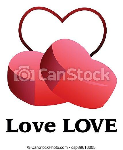 valentines nap, boldog - csp39618805