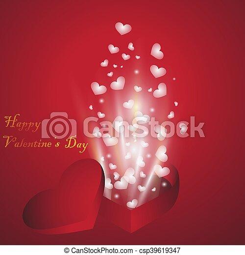 valentines nap, boldog - csp39619347